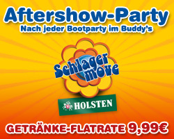 Getr�nke-Flatrate f�r die Schlagermove-Aftershow-Party